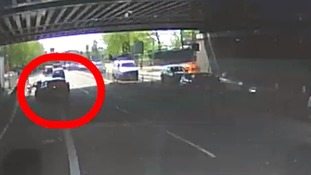 Car driver admits knocking down cyclist