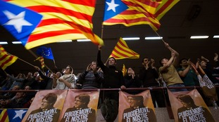 Catalans head to the polls after months of turmoil following independence bid