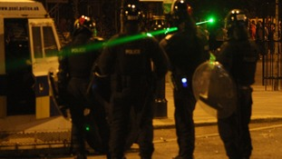 Laser pen offenders face up to five years in jail under new laws