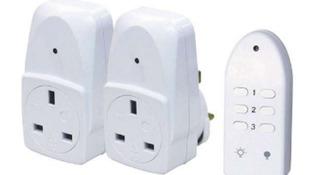 B&Q issues urgent recall over remote control plug sets