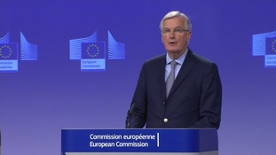Michael Barier said the UK must continue to follow EU rules during the transition.