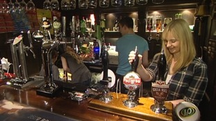 A 'lifeline' for the struggling Midlands Pub