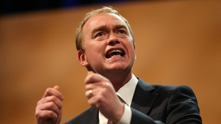 South Lakes MP Tim Farron