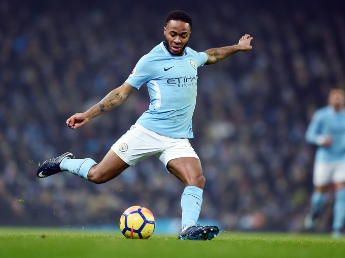Man jailed for racist attack on Manchester City\'s Raheem Sterling ...