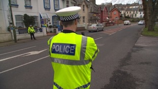 There is an almost 20% rise in attacks on police officers in Devon and Cornwall.