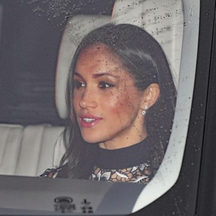 Ms Markle will join the royal party at Sandringham for Christmas.