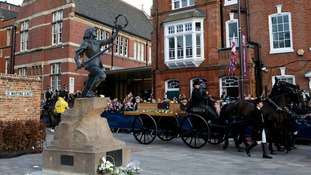 Leicester car park where Richard III was buried given protected status