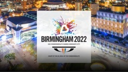 Birmingham announced as host of 2022 Commonwealth Games