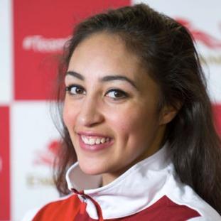 22-year-old artistic gymnast Mimi-Isabella Cesar