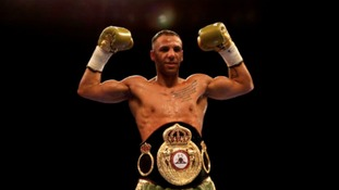 Super-flyweight boxer Kal Yafai