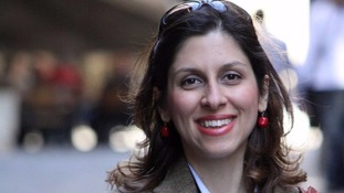 Mrs Zaghari-Ratcliffe was arrested while in Tehran on holiday