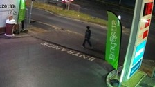 Police wish to speak to this man in connection with the assault near Bristol's M32.