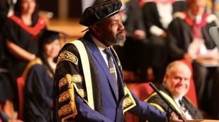 Sir Lenny Henry, Chancellor of Birmingham City University