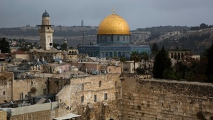 UN condemns Donald Trump's decision to recognise Jerusalem as Israel's capital