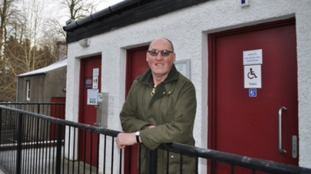 Selkirk toilet attendant wins national award for cleanest loos