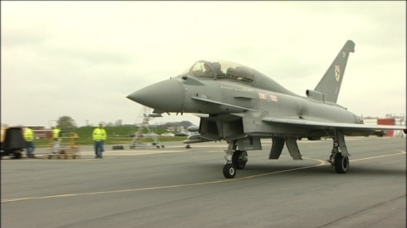 Business secretary Vince Cable will visit Warton Aerodrome in Lancashire.
