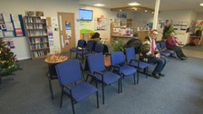 Newquay Health Centre have 16,500 patients on its books and only GPs.