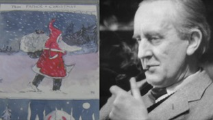 Tolkien's 'Father Christmas' letters to go on show in major new exhibition in Oxford
