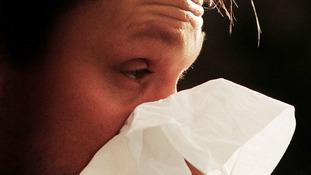Flu outbreak at Addenbrooke's