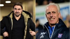 Daniel Farke and Mick McCarthy will be looking for successful Christmas periods