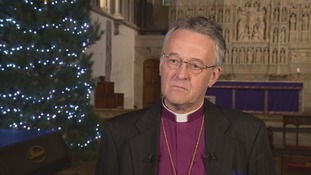The Most Reverend John Davies, Archbishop of Wales