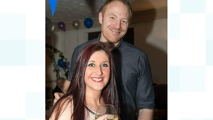 Jodie and her husband Malcolm Willsher