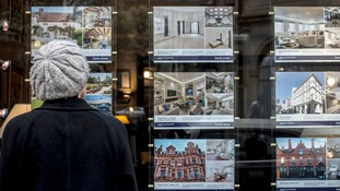 The analysis looks at property sales across England and Wales