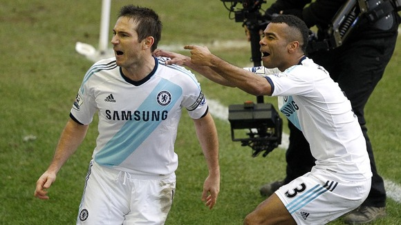 Lampard and Cole