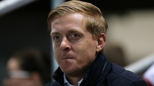 Former Middlesborough Manager, Garry Monk