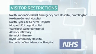 Hospital restrictions
