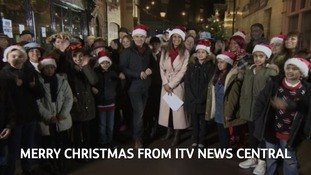 Merry Christmas from the team at ITV News Central