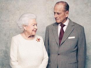 Queen and Duke of Edinburgh