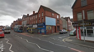 The junction of Prescot Road and Bell Street, where the collision took place