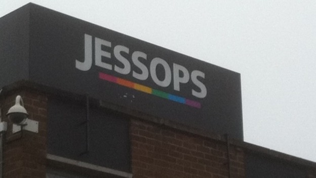Jessops HQ in Leicester 