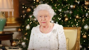 Queen's Christmas message pays tribute to survivors of 'appalling' terror attacks in London and Manchester