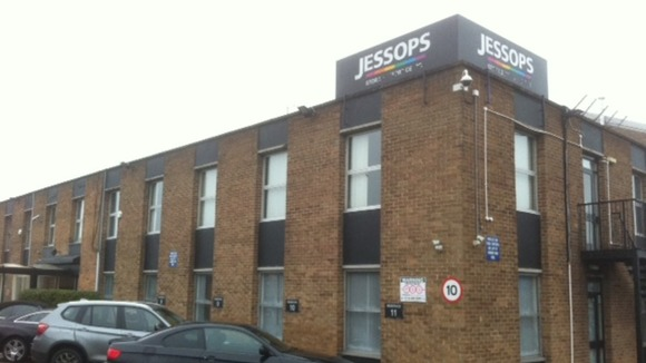 Jessops head quarters in Leicester 