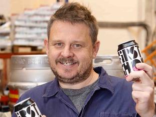 Rik Garner runs Manchester-based First Chop