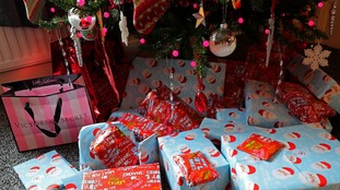 The North West found to spend more than the national average on Christmas gifts