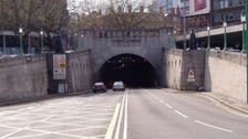 Mersey Tunnels fares are suspended for the festive period
