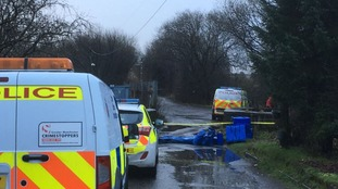 A body was found on Dye House Lane, Rochdale