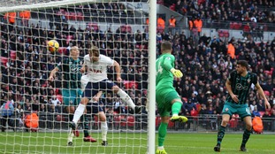 Harry Kane scored a second consecutive hat-trick as Spurs put on a Boxing Day show against a haphazard Southampton