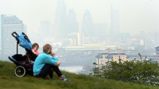 All children in London face illegal pollution levels, the research shows
