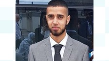 21-year-old Mohammed Aftab was found on Christmas Day on Dye House Lane