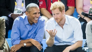 Barack Obama warns against irresponsible use of social media in interview with Prince Harry