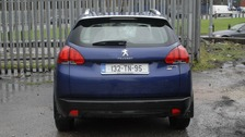 This Peugeot 2008 is believed to have been involved in the fatal collision in Miles Platting