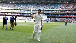 Cook was back to his best at the MCG.