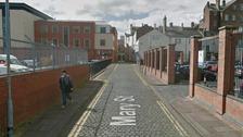 Mary Street, Carlisle