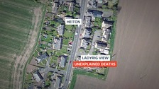 The bodies were found at a property in Kelso