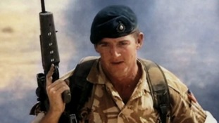 Jailed Royal Marine thanks supporters following his release