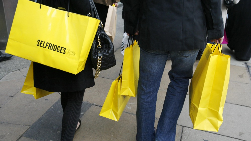 Selfridges to drop logos from yellow bags - ITV News